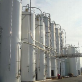 Raw Material Silos